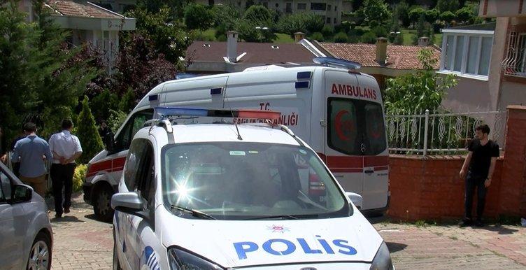 Başakşehir'de karısını öldüren adam intihara teşebbüs etti