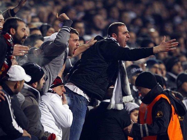 Beşiktaş taraftarı çıldırdı