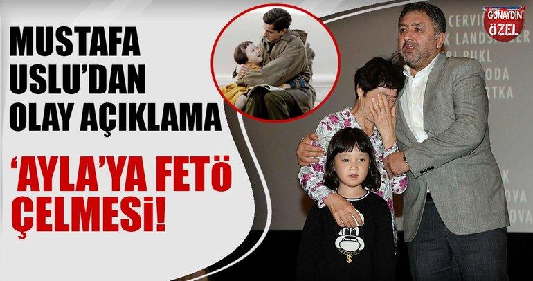 Mustafa Uslu: 'Benim Ayla'mı Kore'de göstermiyorlar'