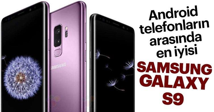 İşte karşınızda Samsung Galaxy S9'un Benchmark sonuçları!