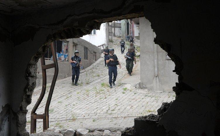 Şırnak'ta operasyonlarda sona geliniyor
