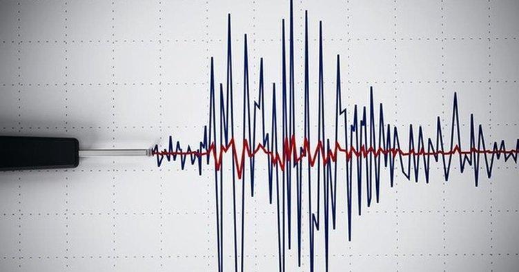 Son dakika: Antalya'da 3.9 büyüklüğünde deprem