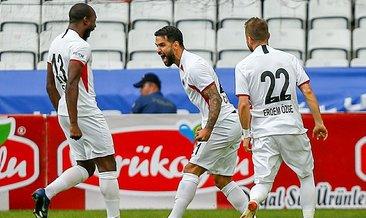 Maç Sonucu   Antalyaspor 0-6 Gençlerbirliği
