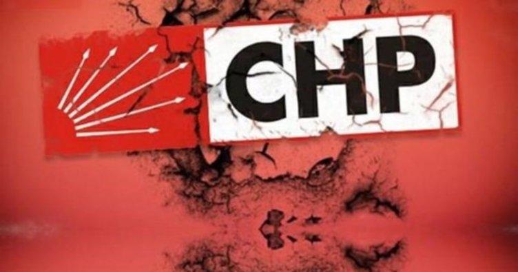 Son Dakika: CHP'de istifa depremi!