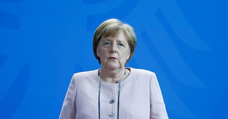 Almanya Başbakanı Angela Merkel: Irak'ta bağımsız Kürt devletine karşıyım!