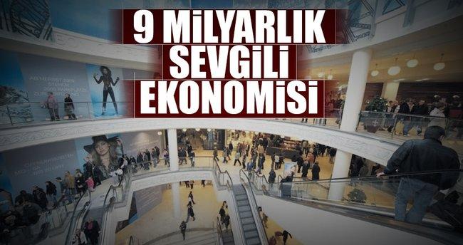 9 milyarlık sevgili ekonomisi