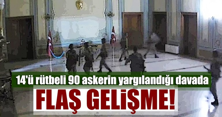 İstanbul Valiliği'ni işgal girişimi davasında mütalaa