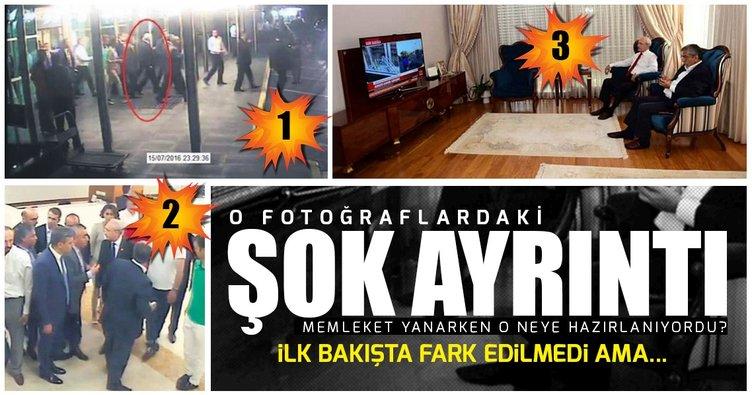 Kılıçdaroğlu fotoğraflarındaki şok ayrıntı: Memleket yanarken kostüm değiştirmiş!