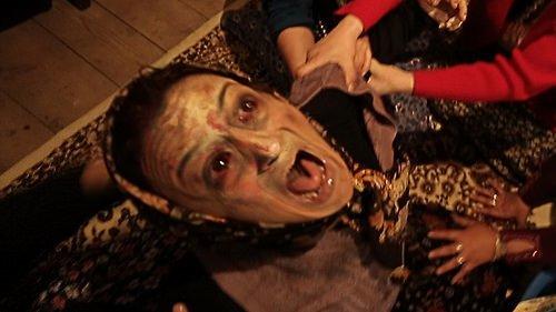 Dabbe: Cin Çarpması filminden kareler