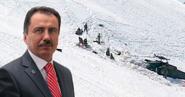 Muhsin Yazıcıoğlu'nun son fotoğrafları