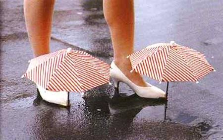 Dünyanın en ilginç ayakkabıları