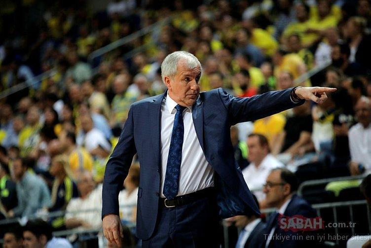 Basketbola Zeljko Obradovic damgası! 26 yılda kazandığı kupa dudak uçuklatıyor