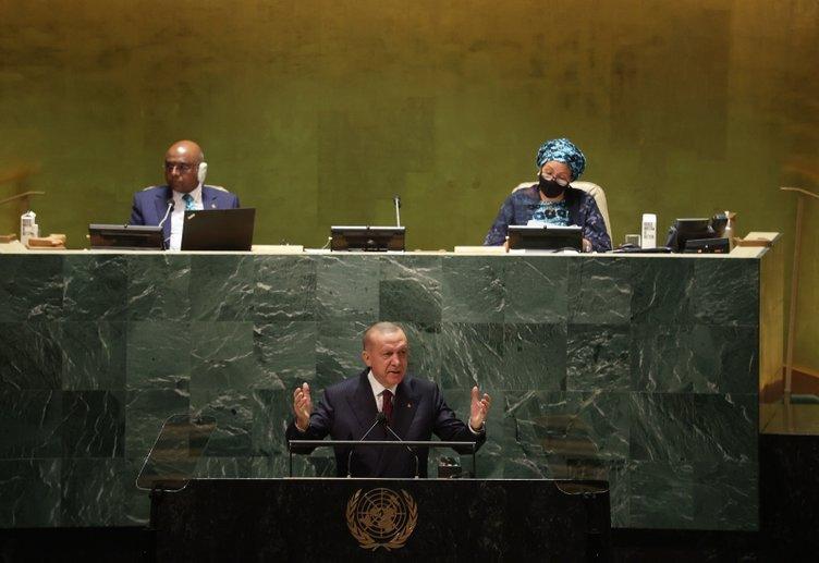 Son dakika: Başkan Erdoğan'ın açıklamalarında dikkat çeken detay dünya basınında