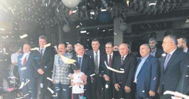 Derlas Otomotiv dördüncü şubesini açtı