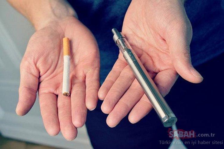 ABD'de elektronik sigaranın yol açtığı gizemli hastalık alarma yol açtı