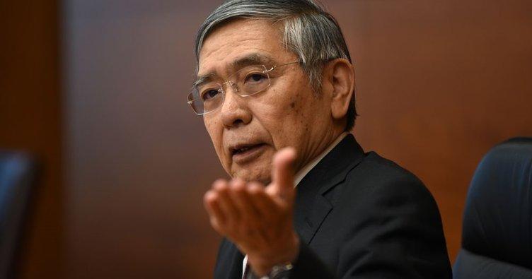 Japonya Merkez Bankası Başkanı Kuroda: Ekonomi ılımlı bir hızla toparlanacak