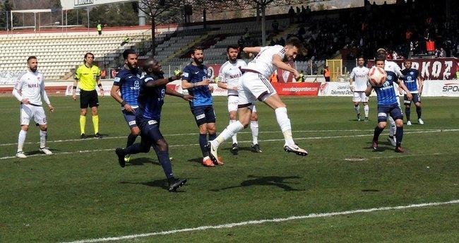 Gol düellosunun galibi Elazığspor