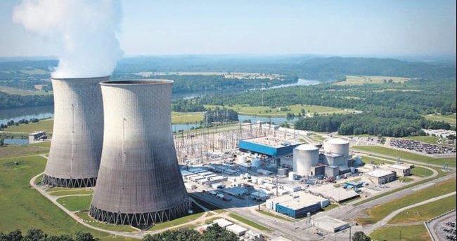 Nükleer enerji kapasitesinde büyük artış