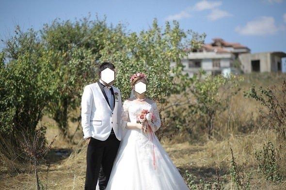 Sosyal medyada gündem bu düğün fotoğrafları!