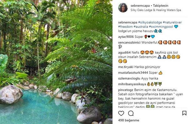 Ünlü isimlerin Instagram paylaşımları (10.01.2018)