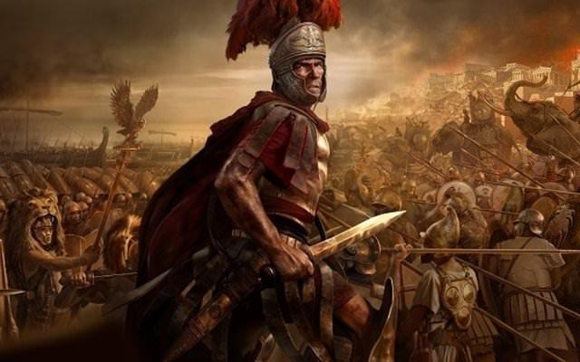 Tarihin en büyük savaşçıları