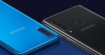 Dört kameralı Samsung Galaxy A9 (2018) resmen tanıtıldı! İşte Galaxy A9'un özellikleri...