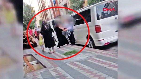 Son Dakika Haberi: İstanbul'da kocasını sevgilisiyle minibüste yakalayan kadın dehşet saçtı | Video
