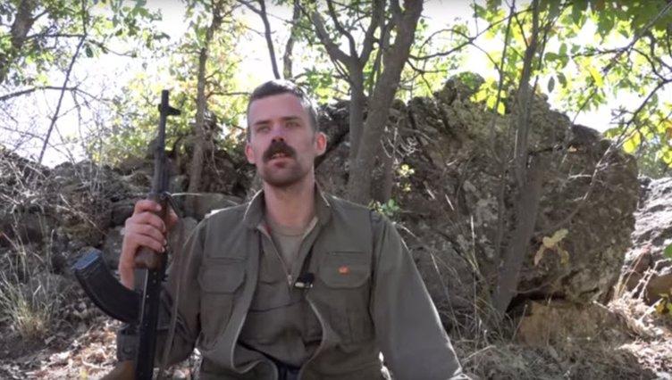 İşte Norveç vatandaşı PKK'lı terörist!