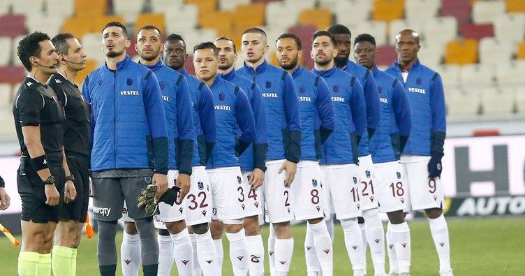Trabzonspor'da Lewis Baker, Afobe, Marlon, Hosseini, Kamil Ahmet, Uğurcan Çakır ve Djaniny ile yollar ayrılabilir