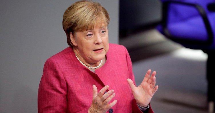 Merkel kuaföre gitmeyi dört gözle bekliyor