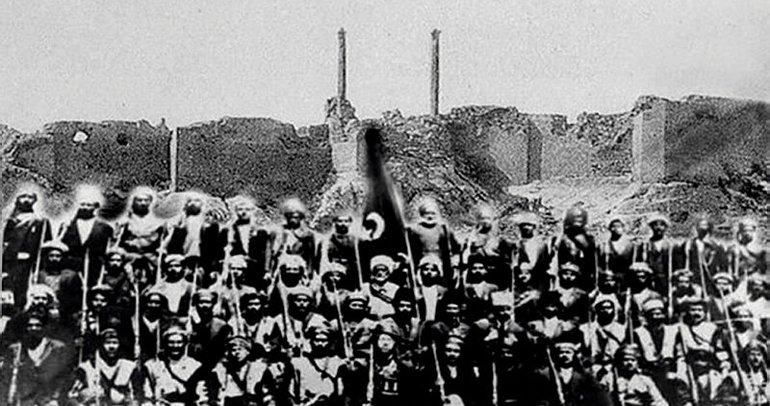 Şanlıurfa'nın Yunan işgalinden kurtuluşu! Urfa Muharebesi... Urfa'nın Kurtuluşu