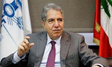 Lübnanda istifa kervanına Maliye Bakanı Ghazig Waznide katıldı