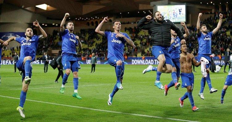 Juventus bir başka