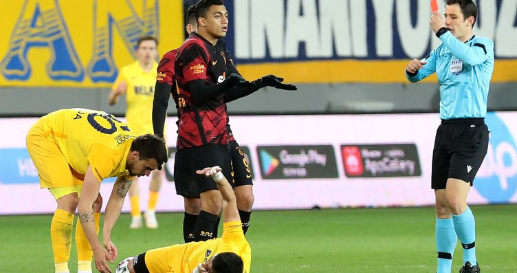 Son dakika: Galatasaray'da Mostafa Mohamed'in...