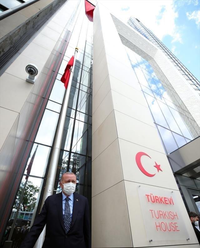 ABD Türkevi nerede açıldı? Erdoğan'ın açılışına katıldığı yeni Türkevi  binası hangi eyalette, Amerika'nın neresinde, New York'ta mı? - Son Dakika  Haberler