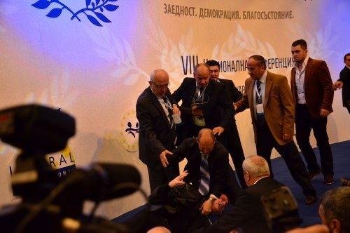 Bulgaristan'da Türk lidere suikast girişimi