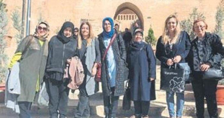Lider kadınlar bir araya geliyor