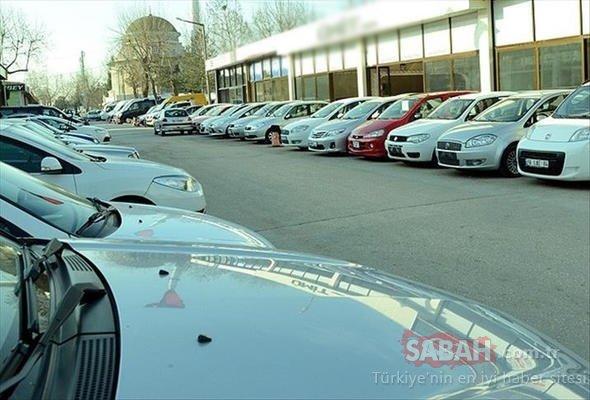 İkinci el araba alacaklar dikkat! İşte en çabuk satılan ve alınan otomobil modelleri