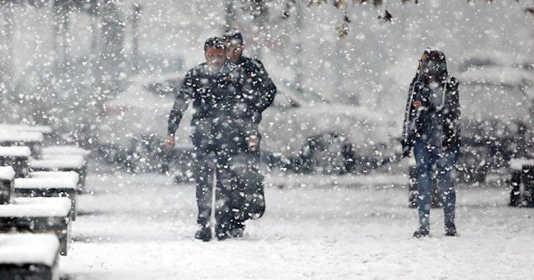 Hafta Sonu Doğu Karadeniz'in İç Kesimleri ile Doğu Anadolu'daki Yoğun Kar Yağışlarına Dikkat! ile ilgili görsel sonucu