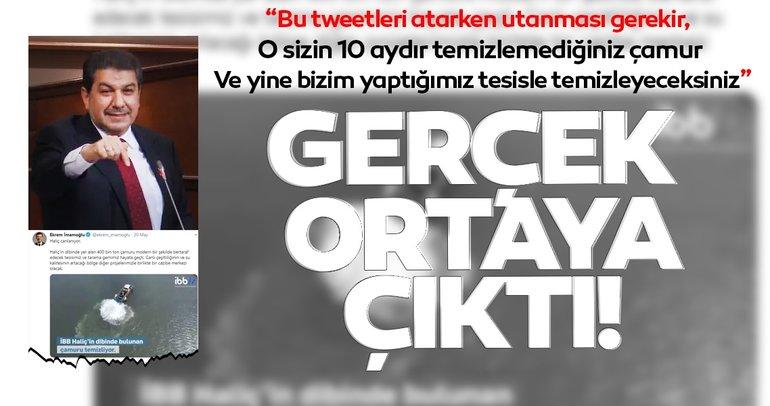 İBB Başkanı İmamoğlu'na Göksu'dan cevap: O sizin pisliğiniz ve yine bizim kurduğumuz tesis o pisliği temizleyecek