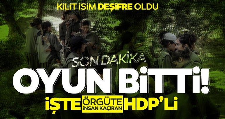 SON DAKİKA HABERİ: HDP ve PKK'nın devletçilik oyunu ve çocuk kaçırma sorumlusu deşifre oldu! Oyun bitti!