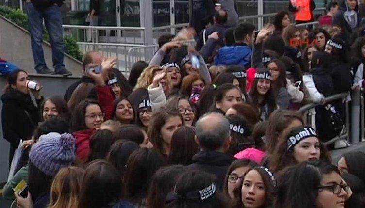 Demi Lovato İstanbul konseri