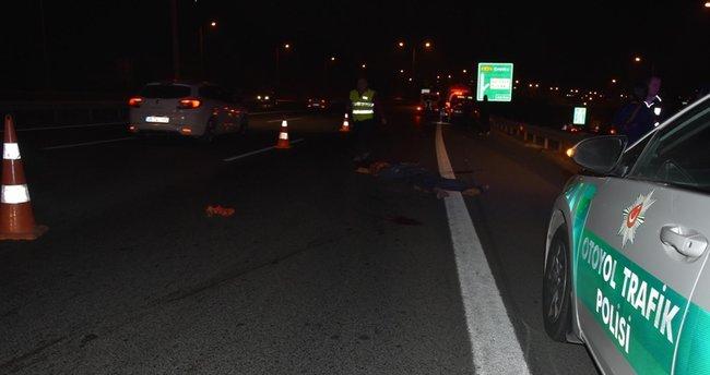 Otomobilin çarptığı 23 yaşındaki genç hayatını kaybetti