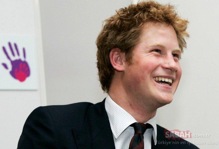 Kraliyet Ailesi'nin yaramaz çocuğu...İşte Prens Harry'nin 7 büyük skandalı