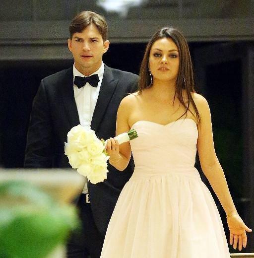 Düğün provası yaptılar