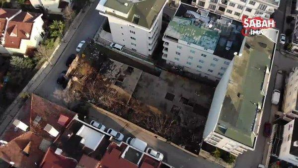 İztanbul Çekmeköy'de iki kardeşin ölü bulunduğu olay yeri kamerada   Video