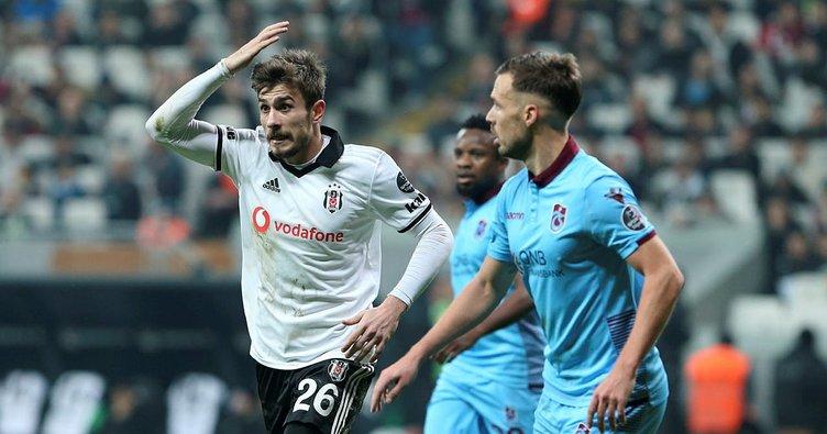 Trabzonspor: 43 - Beşiktaş: 53