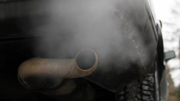 Egzoz gazı akciğerleri olumsuz etkiliyor