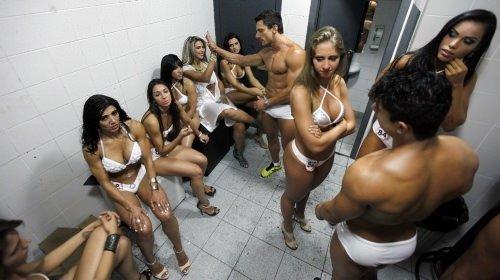 Brezilya'da ilginç yarışma