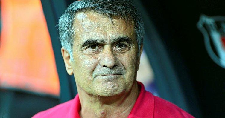 Şenol Güneş: Beşiktaş'tan sonra kulüp takımı çalıştırmayacağım